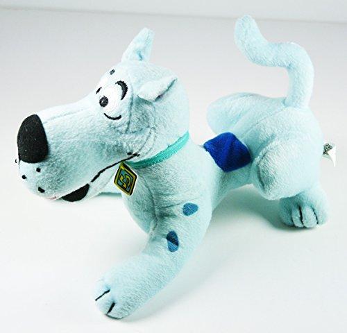 Scooby Doo Light Blue Plush 9