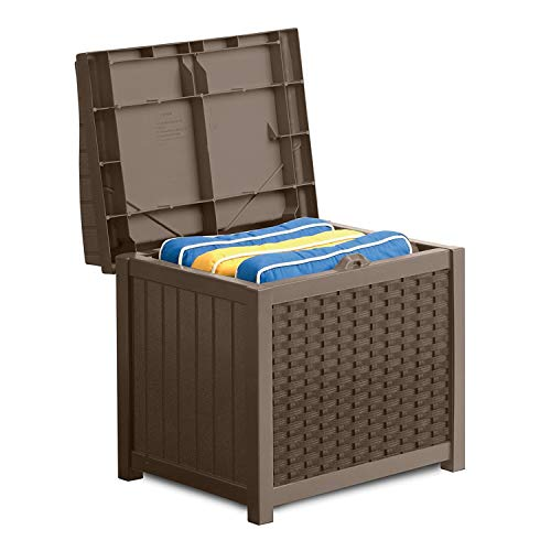 Suncast 22-Gallon Small Deck