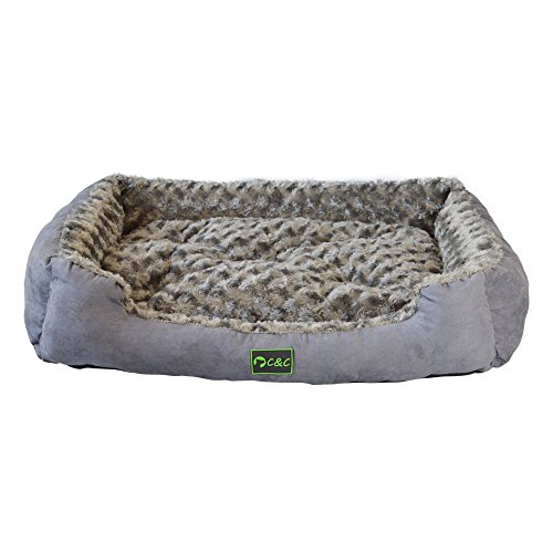 Washable Rectangular Cuddler Removable 28 3Lx21 2Wx4 3H product image