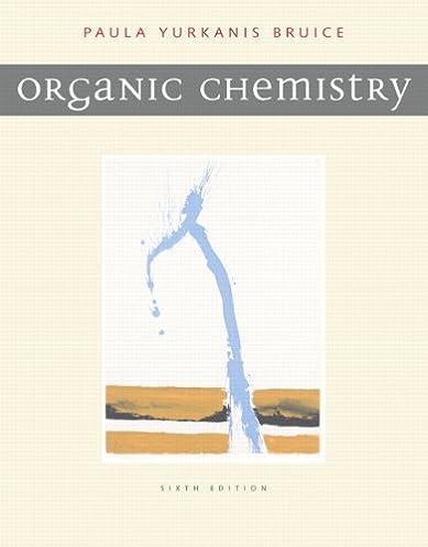 organic chemistry 6th edition paula yurkanis bruice rh amazon com paula bruice organic chemistry 6th edition solutions manual pdf Organic Chemistry Bruice 6th Edition