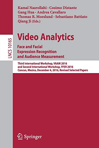 Video Analytics. Face and Facial Expression