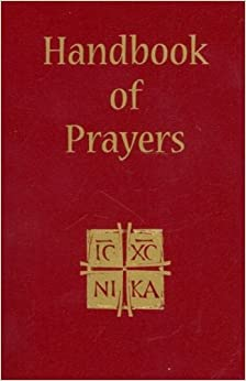 Book Handbook of Prayers: Including New Revised Order of Mass by James Socias (2012-07-02)