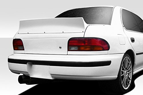 Duraflex ED-WSR-797 RBS Wing Spoiler - 1 Piece Body Kit - Compatible For Subaru Impreza 1993-2001
