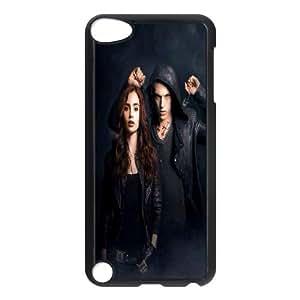 Hjdiycase Customized City of Bones Case for iPod Touch 5, custom iPod Touch 5 Case City of Bones, City of Bones Plastic Case