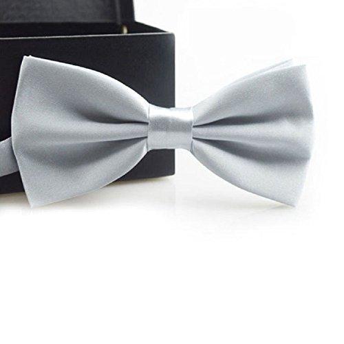 Lowpricenice(TM) Classic Novelty Unisex Mens Decorative Adjustable Tuxedo Wedding Bow Tie Necktie