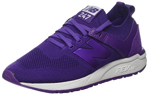 Femme New Wrl247d1 Mountain Balance purple Baskets Violet qn64HF