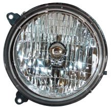 TYC 20-6290-90 Jeep Liberty Driver Side Headlight Assembly