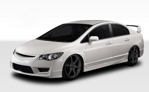 Duraflex JDM Body Kit - Honda Civic 2006 2007 2008 2009 2010 2011