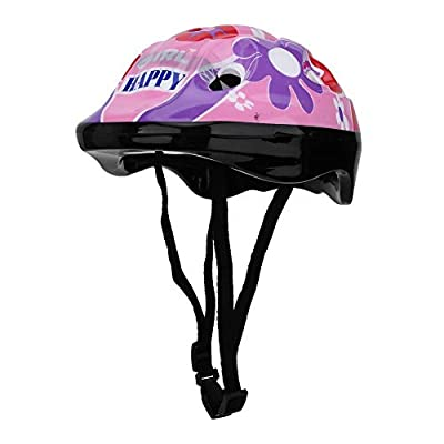 Yosoo Children Bicycle Helmet, Children Adjustable Safty Multi-Sport Kid Helmet for Balancing Scooter Mountain Bike : Sports & Outdoors