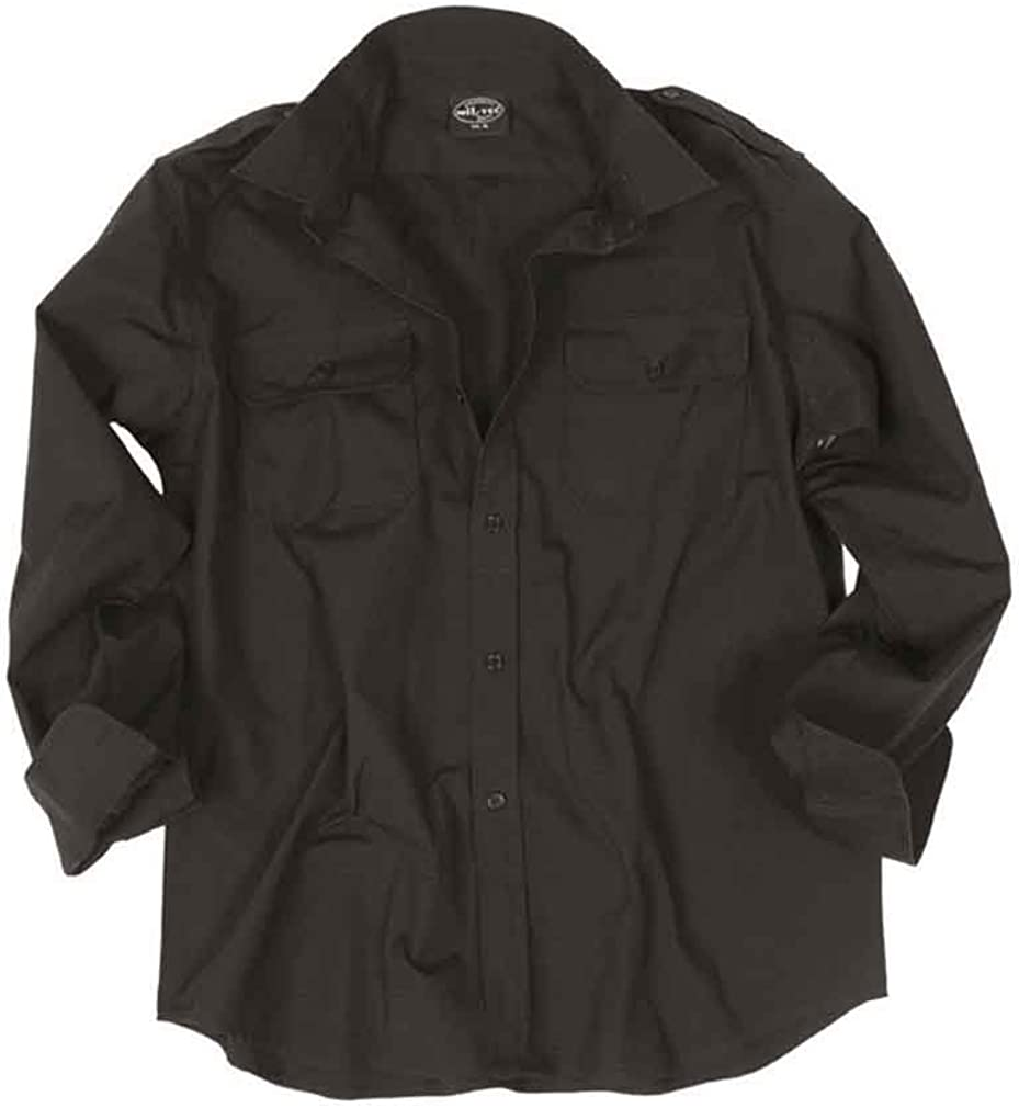color negro Traje impermeable Mil-Tec - CCE X-Large