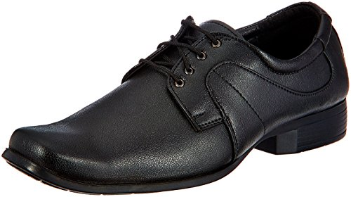 C Style Men's Black Loafers and Mocassins – 6 UK/India (40 EU)(C.8006)