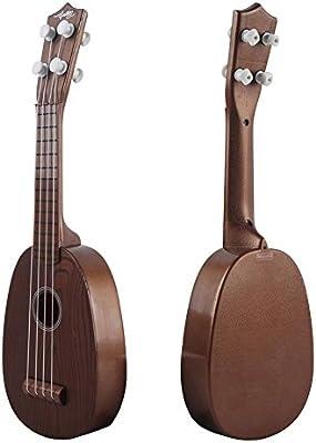 Weike 4 cuerdas Guitarra para niños Mini Ukelele niños ...