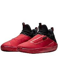 Tenis Nike Jordan Jumpman Hustle Rojo/Negro - AQ0397 601