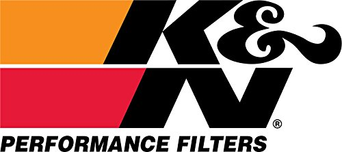 K&N 33-2142 High Performance Replacement Air Filter
