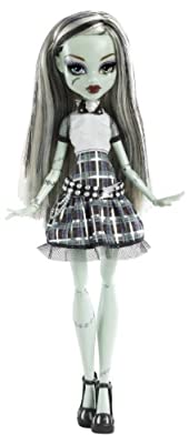 Monster High Its Alive Frankie Stein Doll from Mattel