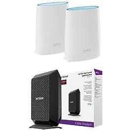 NETGEAR Orbi Home WiFi System by NETGEAR [WiFi Router & Satellite] 82