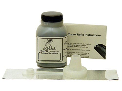 InkOwl Toner Refill Kit for Brother TN-420, TN-450 (1-Pack) (Brother Hl 2270dw Starter Cartridge Toner Refill Kit)