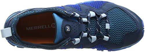 Rapid Schuhe Crest Merrell Myrtille Tetrex Blau Homme Aqua qZxS78