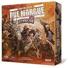 Asmodee Zombicide - Juego de Mesa y Juegos de Figuras: Amazon.es: Juguetes y juegos