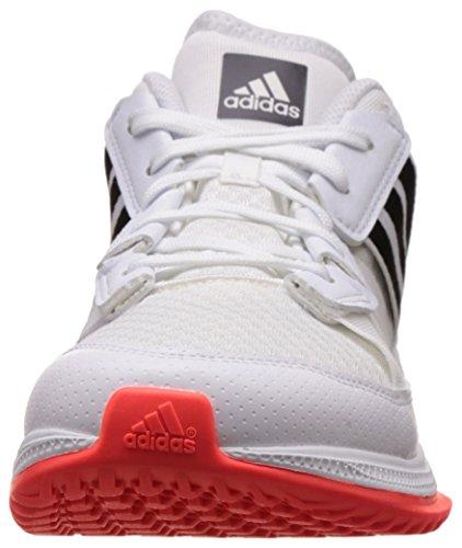 adidas Zg Bounce Trainer, Zapatillas de Deporte para Hombre Blanco (Ftwbla / Negbas / Rojsol)