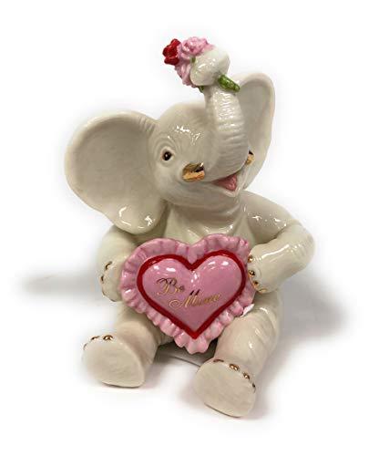 Lenox Be Mine Valentine Elephant 847887 ()