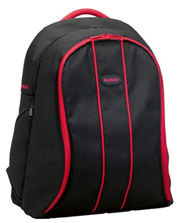 d912856008f Amazon.com   BABYBJORN Diaper Backpack Active - Black Red (Discontinued by  Manufacturer)   Diaper Tote Bags   Baby