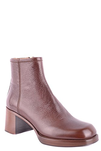 cheap sast outlet great deals Car Shoe Women's MCBI063034O Brown Leather Ankle Boots cheap footlocker finishline fashion Style sale online clearance sale rYxQ5EW