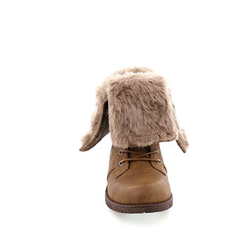 Jay Camel Damen MTNG Braun Stiefel Careto B014d4WXwq
