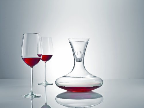 Schott Zwiesel Tritan Crystal Glass Diva Stemware Collection Claret/Bordeaux Goblet, Red Wine Glass, 26-Ounce, Set of 6 by Schott Zwiesel (Image #3)'