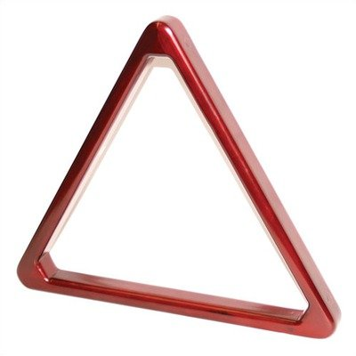 Imperial Pool Ball Triangle Size and Finish: 15-Ball - Rosewood ()