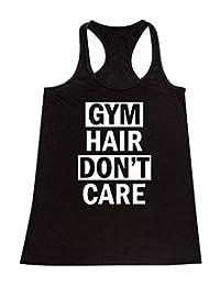P&B Gym Hair, Don't Care Women's Tank Top