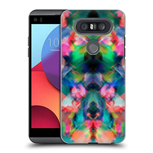 Slide Alexandrite (Official Amy Sia Alexandrite Kaleidoscope Hard Back Case for LG Q8)