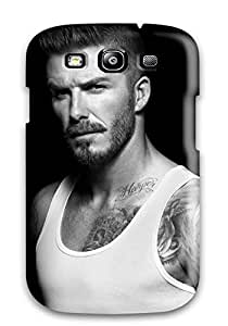 Carroll Boock Joany's Shop Best 6617191K87192554 Premium Case With Scratch-resistant/ David Beckham Soccer Case Cover For Galaxy S3