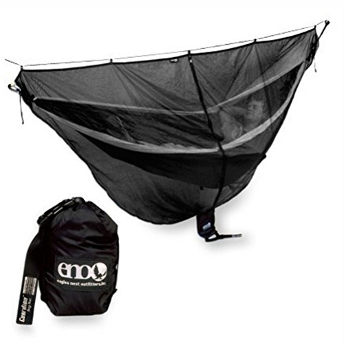 ENO – Eagles Nest Outfitters Guardian Bug Net, Hammock Bug Netting