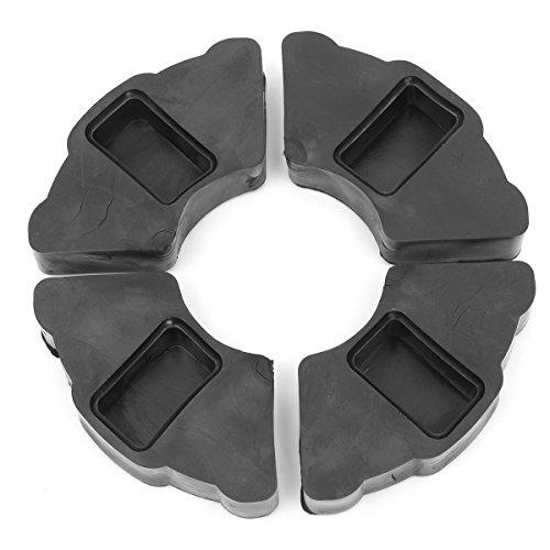 Wheel Damper Rubbers Cush Drive Rear Sprocket Set For Yamaha YBR 125 - Cush Wheel Rear Drive