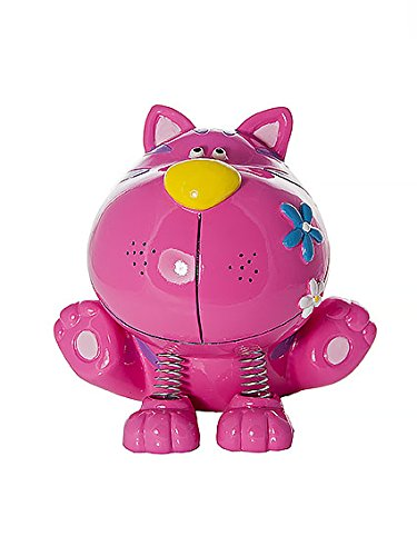 Pink Cat Money Box Piggy Bank Gift for Kids and Adults   B01LYKF0TP