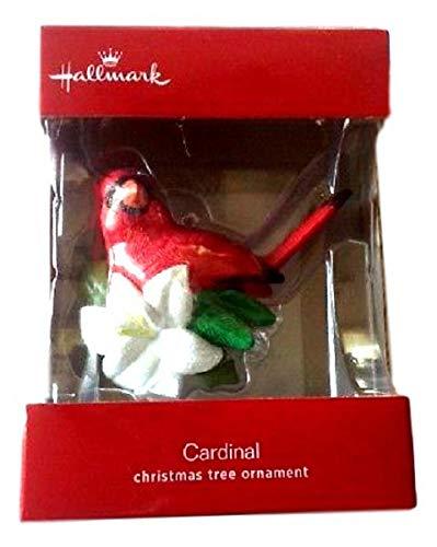 Hallmark 2018 Cardinal Tree Ornament