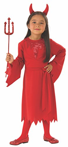 Rubie's Girls Devil Costume, Small]()
