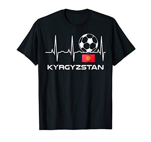 Kyrgyzstan Soccer Shirt   Best Kyrgyz Football T Shirt