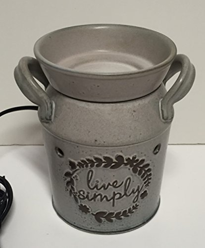 Scentsy Live Simply Full Warmer