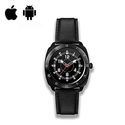 Smartwatch Relojes Deportivo Teléfonos Inteligentes Reloj Control Cámara/ Podómetro/ Monitor de Sueño/ Notificación