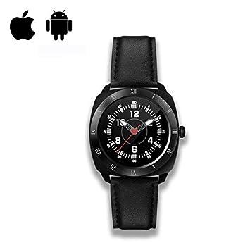 Smart watch reloj inteligente Mujer Hombre Reloj Deportivo Contador de Calorias, Rastreador de GPS,