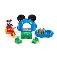 Casa club Mickey Mouse de Fisher-Price Disney, casa club del campamento