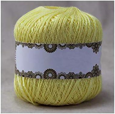 Hilo de ganchillo de encaje Hilo de algodón Hilo Algodón de verano Hilos finos para hilos de tejer a mano 14: Amazon.es: Hogar