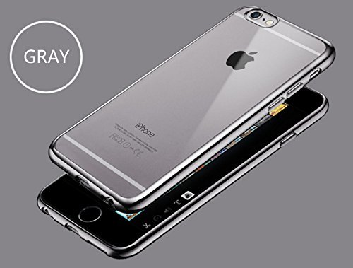 iPhone protective Apple crystal Plating