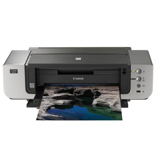 Canon PIXMA Pro9000 Mark II Inkjet Photo Printer (3295B002) by Canon