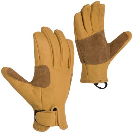 Metolius Belay Glove - XL - Natural (Belay Glove)