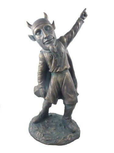 NCAA Duke Blue Devils Garden Statue