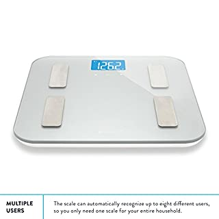 balance high accuracy digital body fat scale