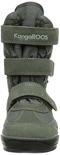 enfant Semi Grey Boots Gris 225 KangaROOS Dk Grey mixte Kangasnowgirls 2017 qnUgxOwI8